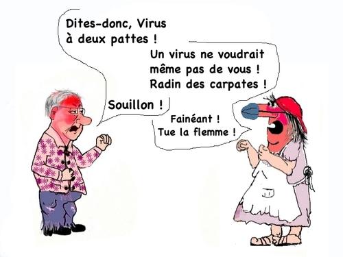 Le Coronavirus et moi...