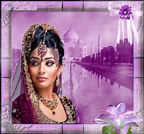 Princesse Hindoue .