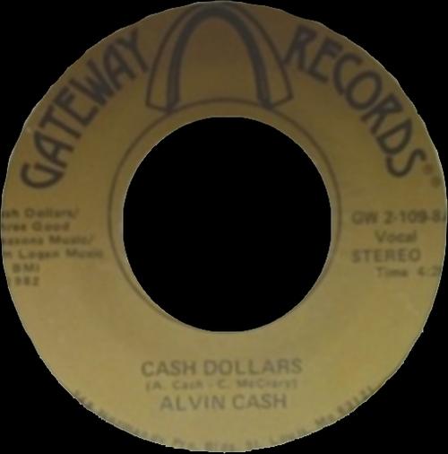 1983 : Single Gateway Records GW2-109-8 [ US ]