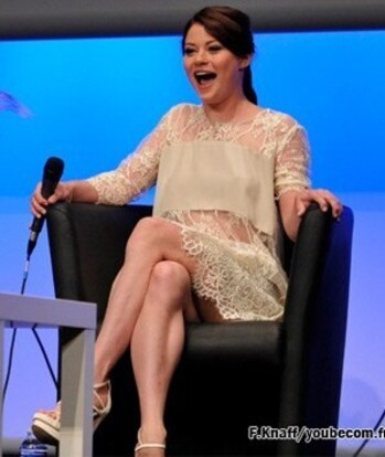 Interview saison 2 Emilie de Ravin