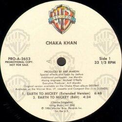 Chaka Khan - Earth To Mickey