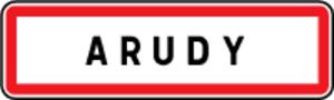 Sur la route des 8000 lieux et liens du 19-Mars-1962 : aujourd'hui à Arudy (Pyrénées-Atlantiques)