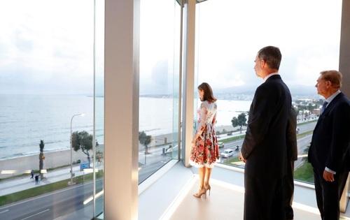 Felipe et Leti à Palma