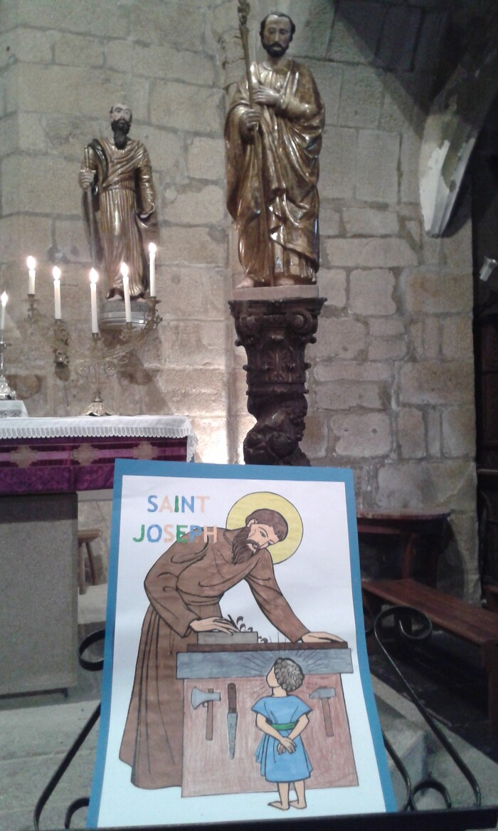 Fête de Saint Joseph - 19 mars