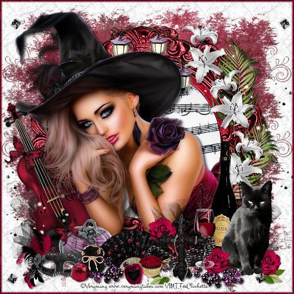 Witchy seduction