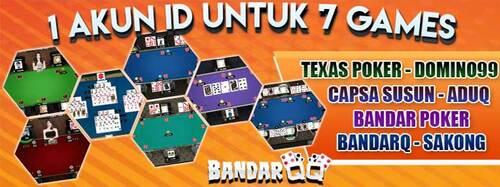 Situs Bandarq Terpercaya 2018 Bandarqiu99.info