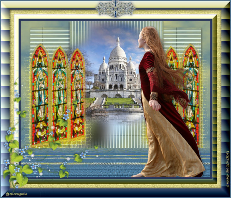 *** Stained Glass ***