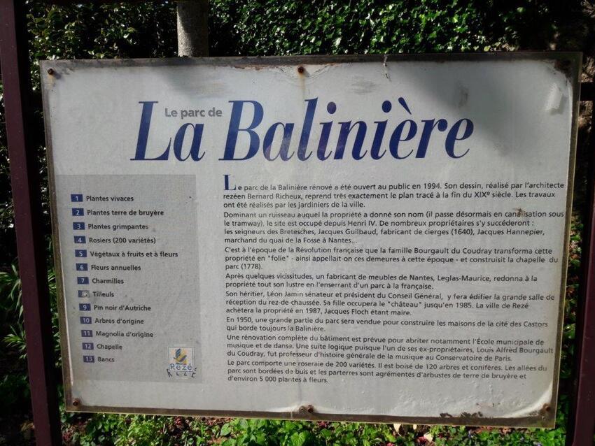 Le Parc de la Balinière 1