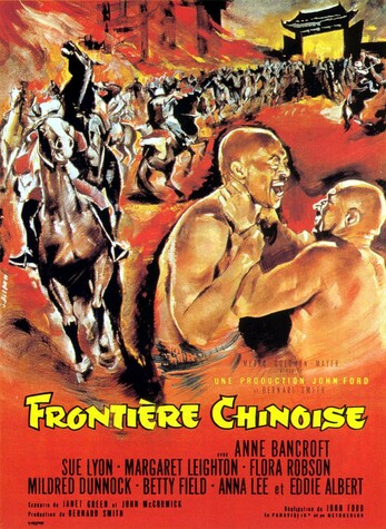 FRONTIERE CHINOISE BOX OFFICE 1966