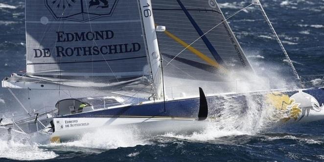"""Résultat de recherche d'images pour """"""""Edmond de Rothschild"""" yacht thunberg"""""""