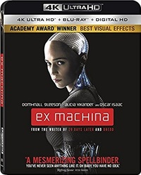 [Test 4K Ultra HD] Ex Machina