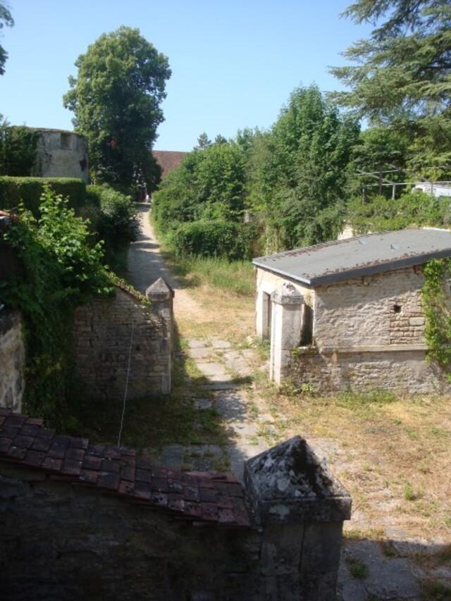 Le vieux Châtillon