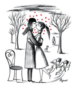 Idées pour la St Valentin