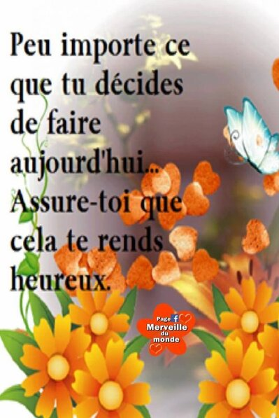 bisous a vous ... a lundi ....