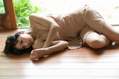 WEB Gravure : ( [WPB-net] - |Extra No.639| Erika Denya : 美の誕生。 )