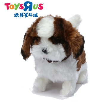 Pet-child-electric-toy-robot-plush-puppy-electronic-pet-dog-rabbit-130311