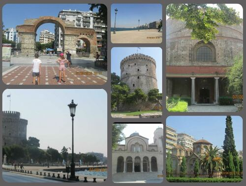 Thessalonique - Belgrade
