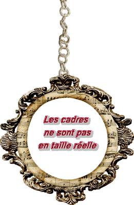 vintage cadres bijoux et dentelles