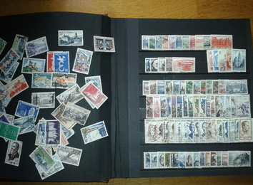 France - 1930 - 1959 - 120 timbres - 5€