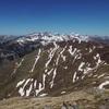 Du sommet du Garmo de Izás (2515 m), Aspe, Visaurin et Castillo de Acher