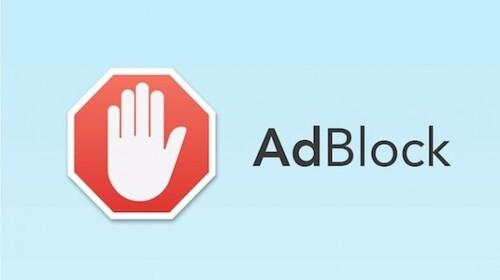 Merci AdBlock !