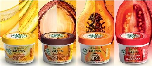 *** Garnier Fructis Hair food ***