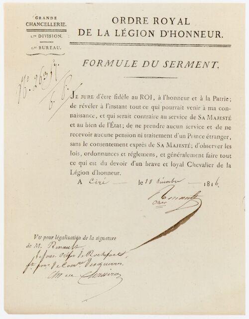 * RENAULT  Marie-Etienne-Gabriel