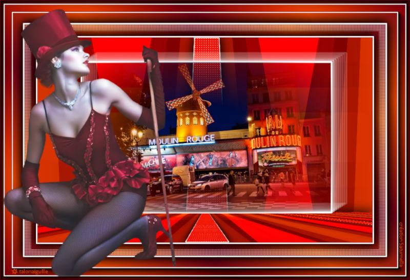 *** Paris by night ***