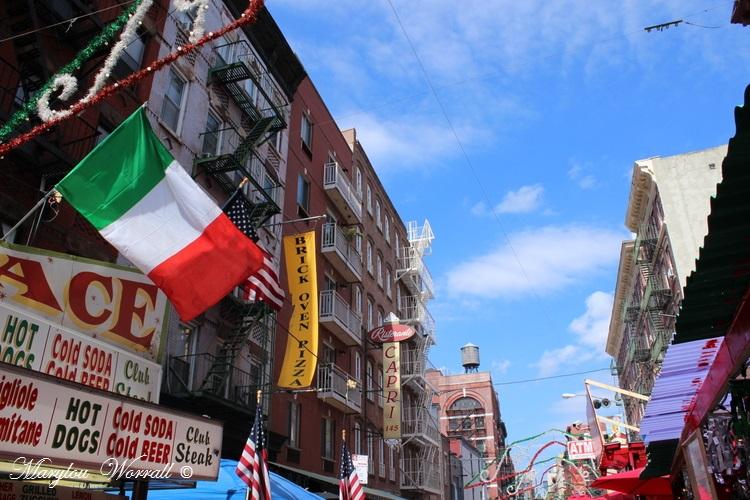 New York : Little Italy