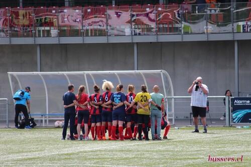 match de foot saison 2017-2018 f.c. liège dame
