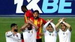 MCA-ES Tunis (Tunisie)1-1