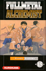 Full Metal Alchemist Sortie