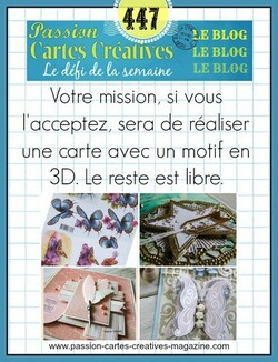 Passion Carte Créatives #447