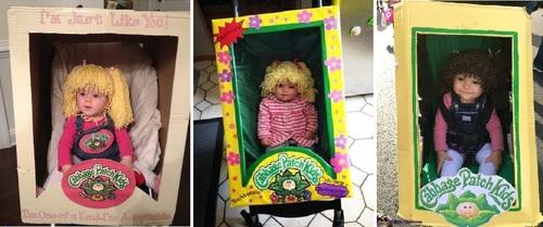 15 Idées de déguisements pour enfants en poussette