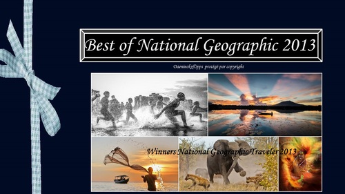 « 2013 in Best of National Geographic 2013.