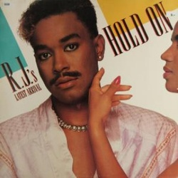 R.J's Latest Arrival - Hold On - Complete LP