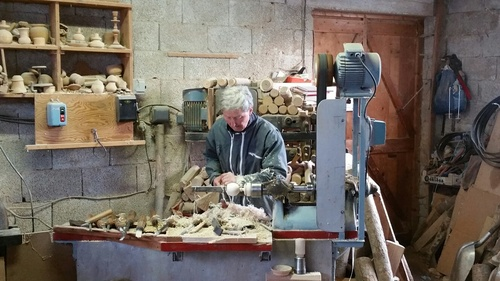 JOUR 3 => Matinée Musée de l'Ours de Cavernes & Tourneur sur Bois