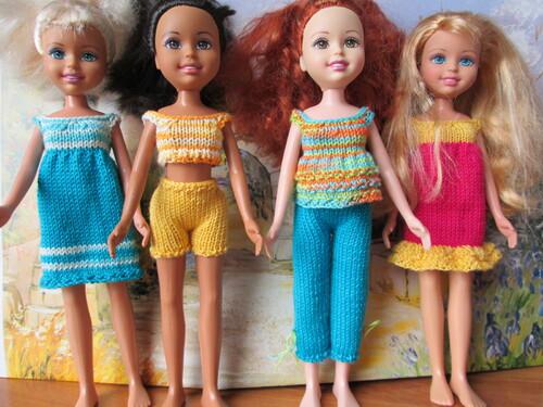 Vêtements pour poupées WEE FRIENDS