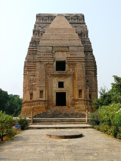D'autres vues des temples de Gwalior