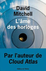 L'Ame des horloges - David Mitchell -