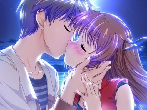 Couple Qui S Embrasse couple qui s'embrasse - blog de manga en couple, elfe et bien sur