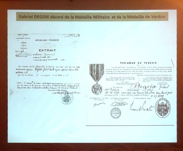 """""""A propos des carnets de campagne des poilus"""" une conférence proposée par les Amis du Canton d'Aignay le Duc"""