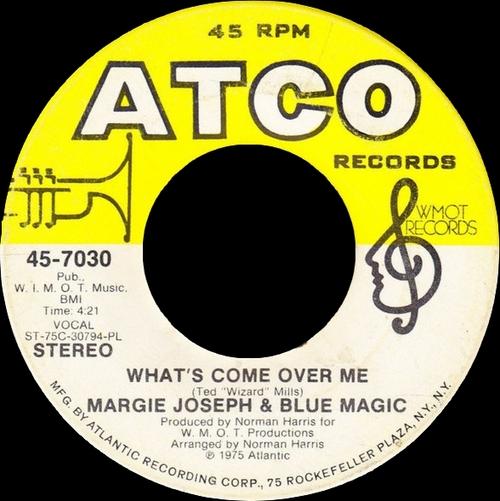 """Margie Joseph : Album """" Margie """" Atlantic Records SD 18126 [ US ]"""
