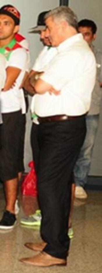 Yaici Fodil  ex president du MCA et membre du Conseil d'administration