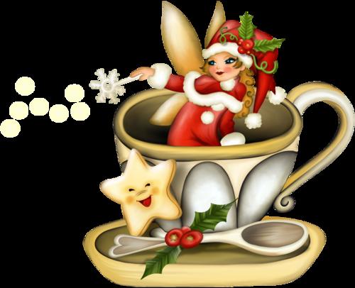 Fées, elfesetc   de Noël