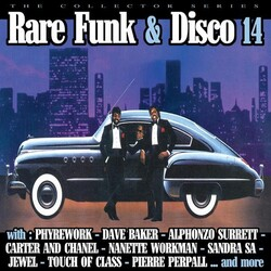 V.A. - Rare Funk & Disco - Vol.14 - Complete CD