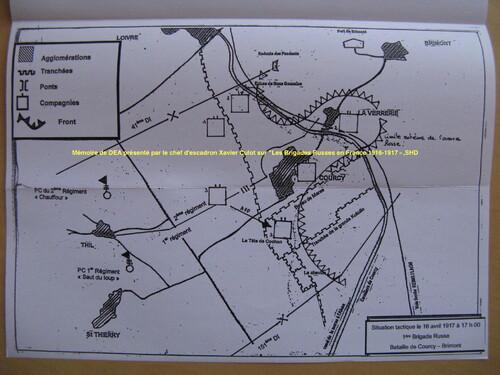 21#-Offensive Nivelle, 16 avril 1917... => 30 avril