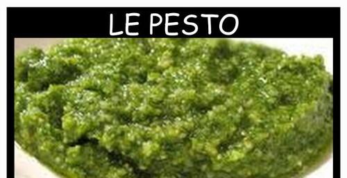 LE PESTO