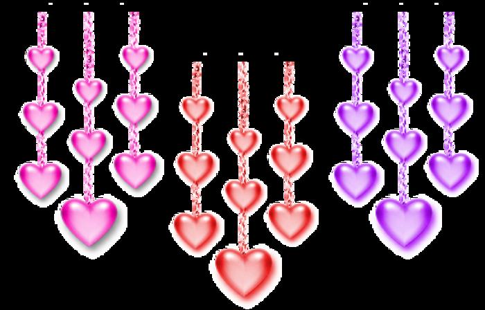 Coeurs  (4)