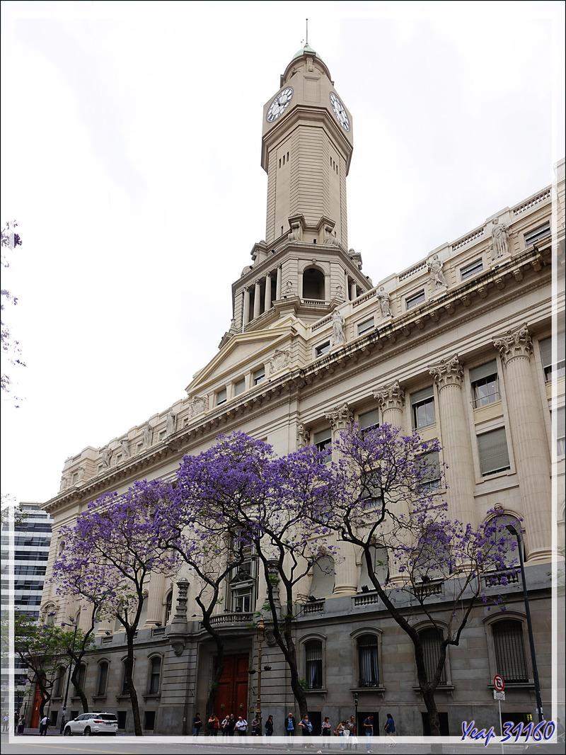 Palacio de la Legislatura de la Ciudad de Buenos Aires - Argentine